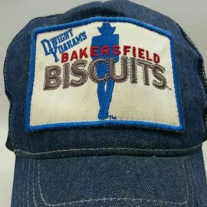 7044615a450d3 Control Accessories - Dwight Yoakum Bakersfield Biscuits Snapback Hat